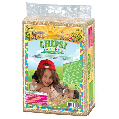 Chipsi Fun - säästöpakkaus: 2 x 4 kg