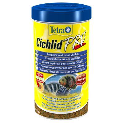Tetra Cichlid Pro Crisps - 500 ml