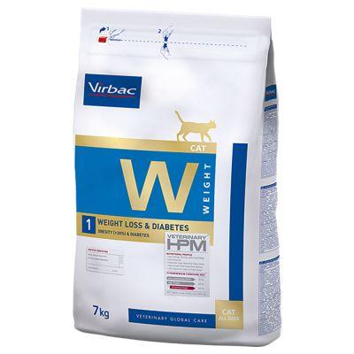 Virbac Veterinary HPM Cat Weight Loss & Diabetes W1