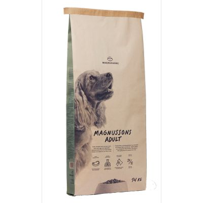 MAGNUSSON Meat Biscuit Adult - 4,5 kg