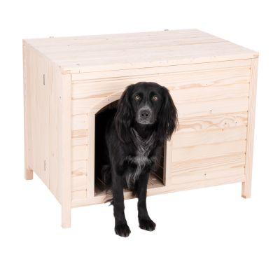 Bruno-koiranmökki - M-koko: L 90 x S 60 x K 68 cm