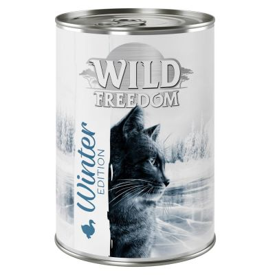 Limited Edition: Wild Freedom Winteredition 6 x 400 g