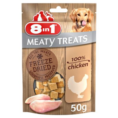 8in1 Meaty Treats