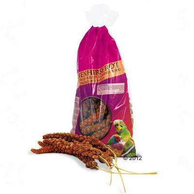 JR Birds röd kolvhirs – Hirshållare av plast