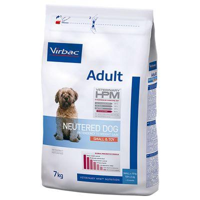 Virbac Veterinary HPM Adult Neutered Small & Toy - 3 kg