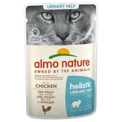 Almo Nature Holistic Urinary Help 70 g - 6 x kala