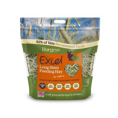 Burgess Excel Rabbit Long Stem Feeding Hay