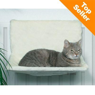 Trixie Deluxe kattbädd för element - B 45 x D 31 x H 24 cm