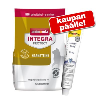 1,2 kg Animonda Integra Protect Adult Urinary + 50 g Urinary Paste kaupan päälle! - 1,2 kg