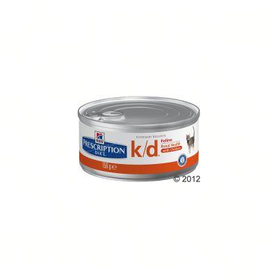 hill-prescription-diet-feline-kd-med-kylling-1-x-156-g