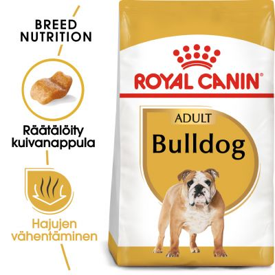 Royal Canin Breed Bulldog Adult - 3 kg