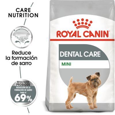 Royal Canin Mini Dental Care - 2 x 8 kg - Pack Ahorro