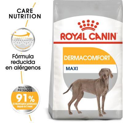 Royal Canin Maxi Dermacomfort - 2 x 10 kg - Pack Ahorro