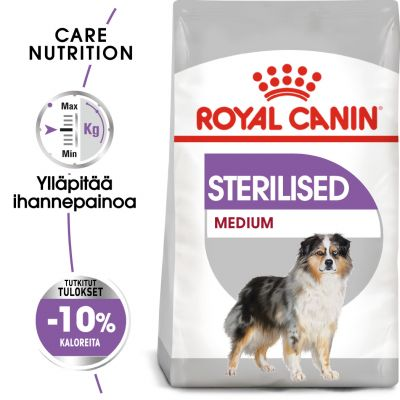 Royal Canin CCN Sterilised Medium - 10 kg