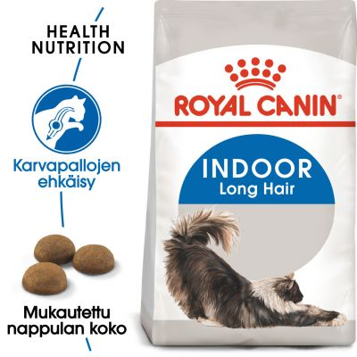 Royal Canin Indoor Long Hair - säästöpakkaus: 2 x 10 kg