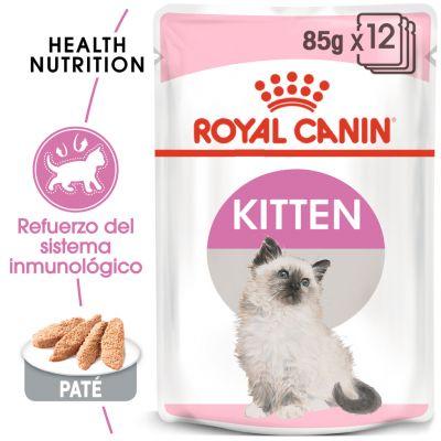 Royal Canin Kitten paté - 24 x 85 g - Pack Ahorro