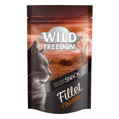Wild Freedom Filet Snacks Hühnchen