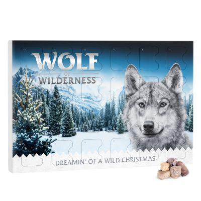 Wolf of Wilderness - Premium-Snack - Adventskalender