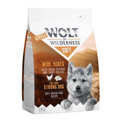 "Wolf of Wilderness Junior ""Soft - Wide Acres"" - Huhn"