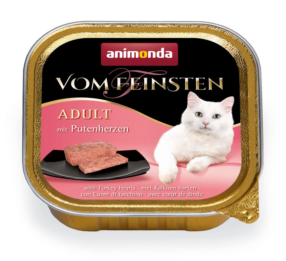 Adult Assorted Fish & Meat Animonda vom Feinsten Wet Cat Food