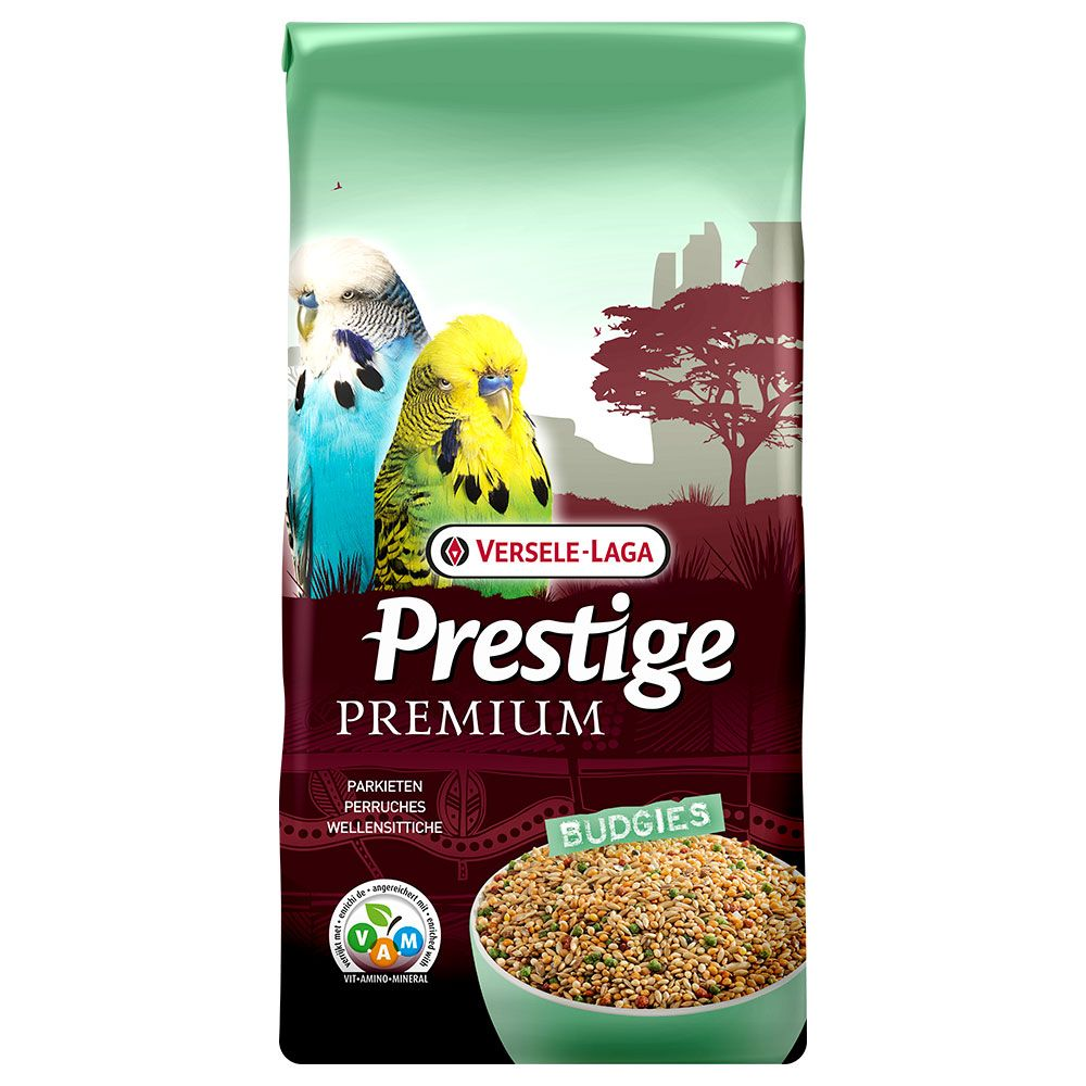 2,5kg Prestige Premium Budgies Undulatfoder undulatfoder