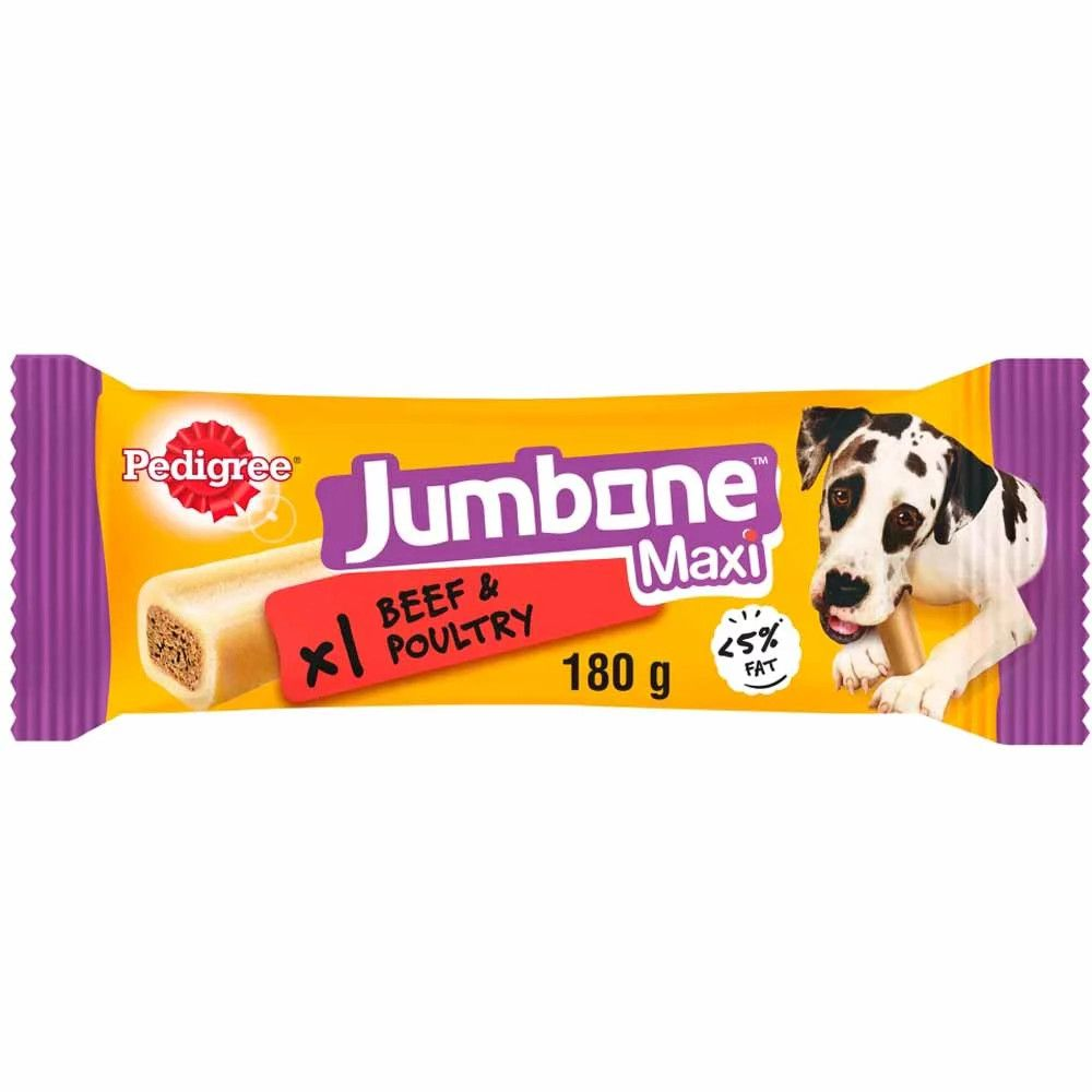 Maxi Beef Pedigree Jumbone Dog Treats