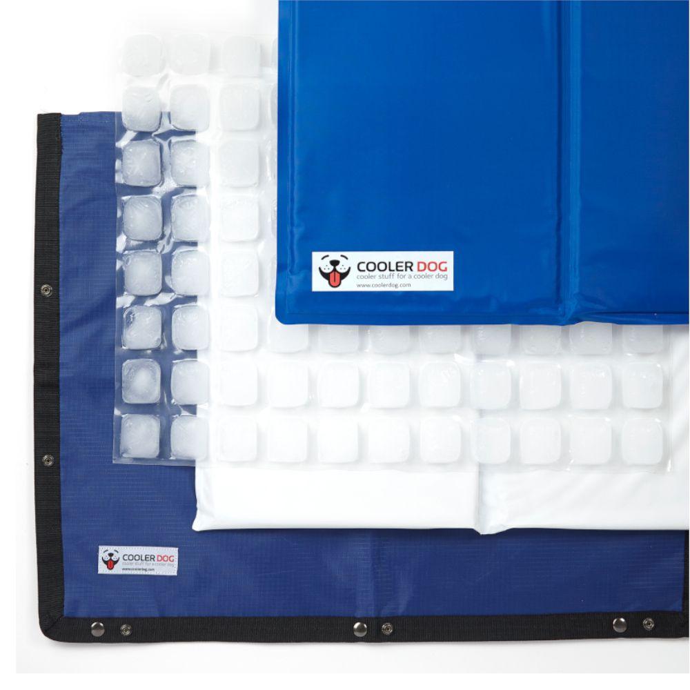 Cooler Dog Hydro Cooling Mat - 1 Stück: L 58 x B 45 cm