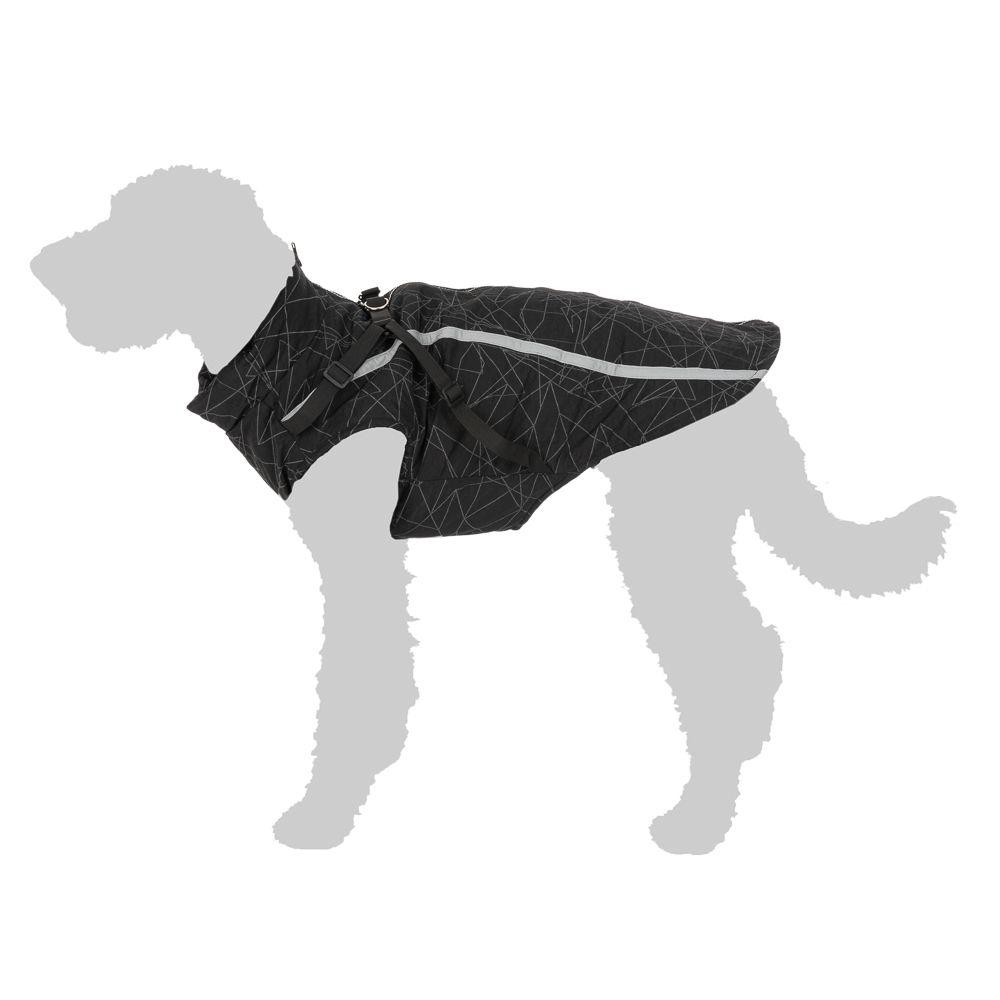 Hundemantel Toronto Reflection - ca. 55 cm Rückenlänge
