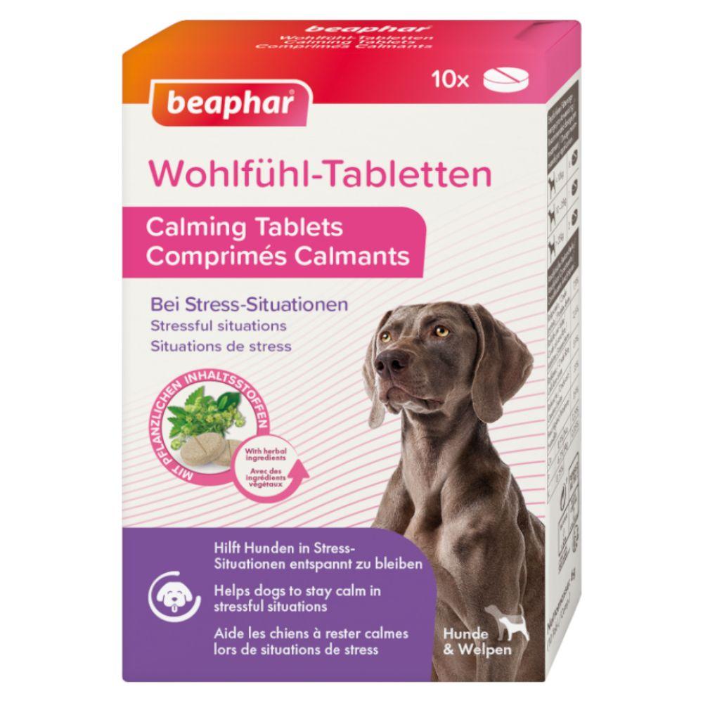 10 comprimés beaphar Comprimés calmants - pour chien