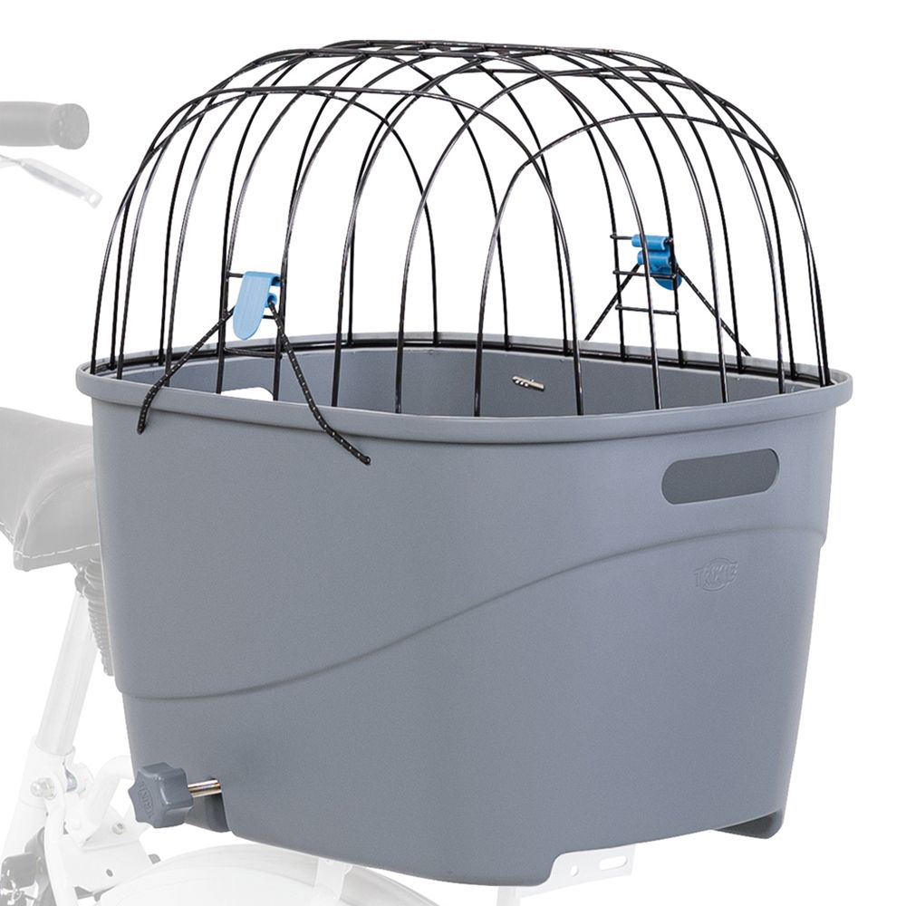 Trixie Friends on Tour cykelkorg för pakethållare - L 46 × B 36 × H 47 cm