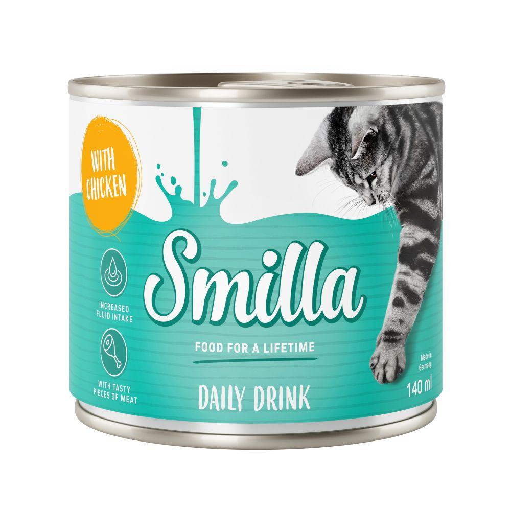 Smilla Daily Drink kattdryck till prova-på-pris! - Tonfisk