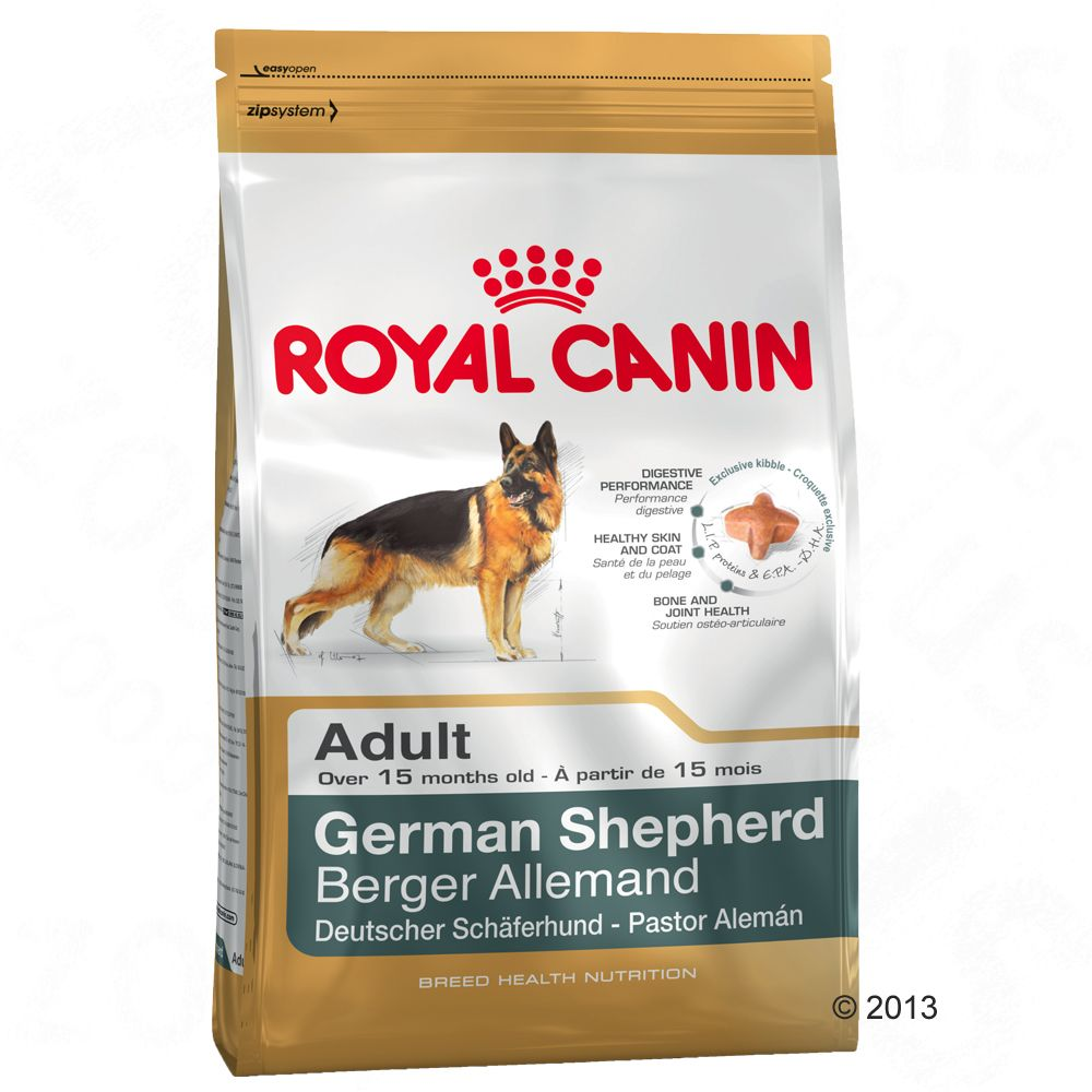 Royal Canin German Shephe