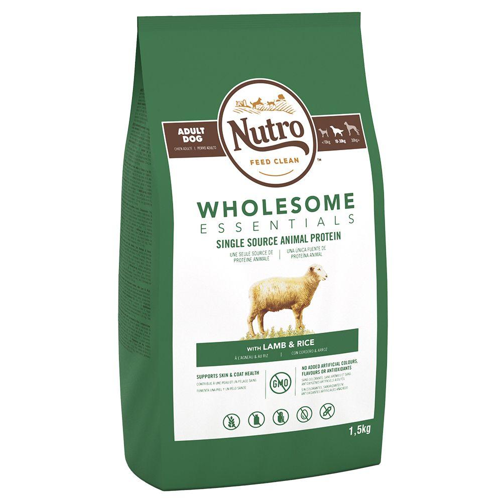 Nutro Wholesome Essentials Adult Lamb & Rice – 10 kg