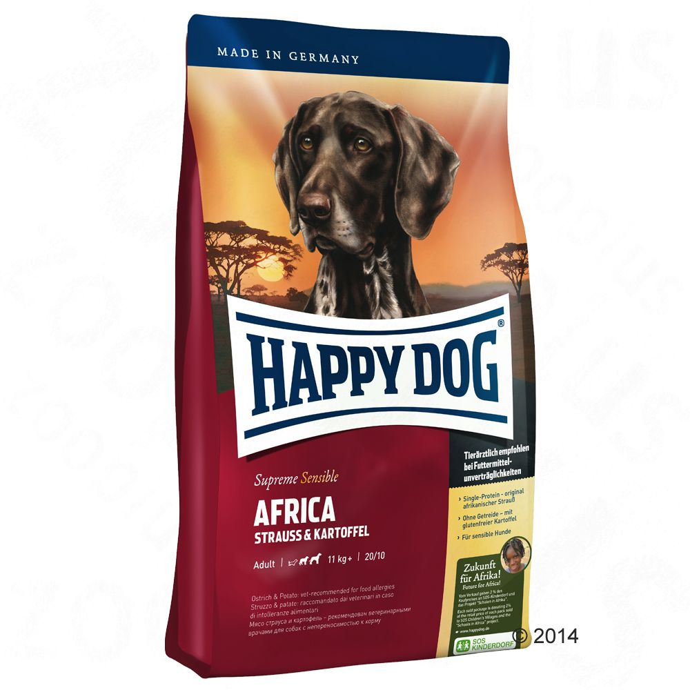 happy-dog-supreme-sensible-africa-2-x-125-kg