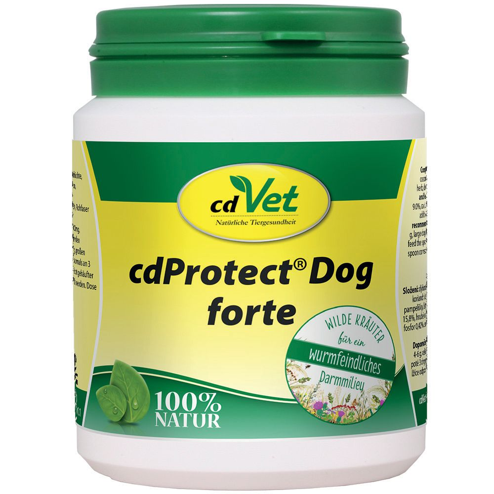 cdProtect® Dog forte - 2 x 75 g