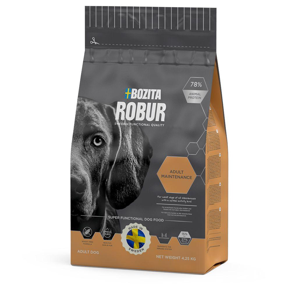 4,25kg Bozita Robur Maintenance - Croquettes pour chien