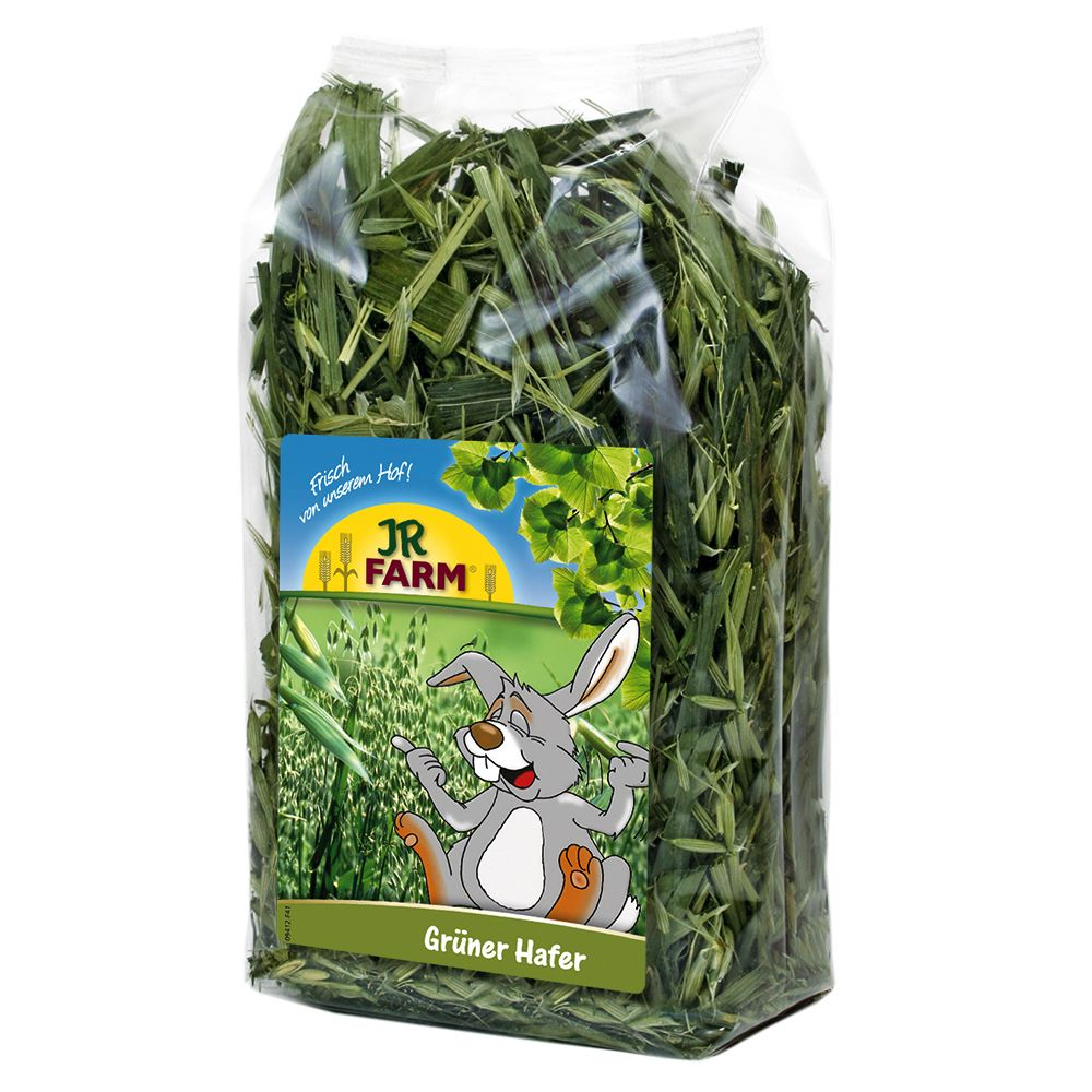 500g JR Farm Green Oats Small Pet Food