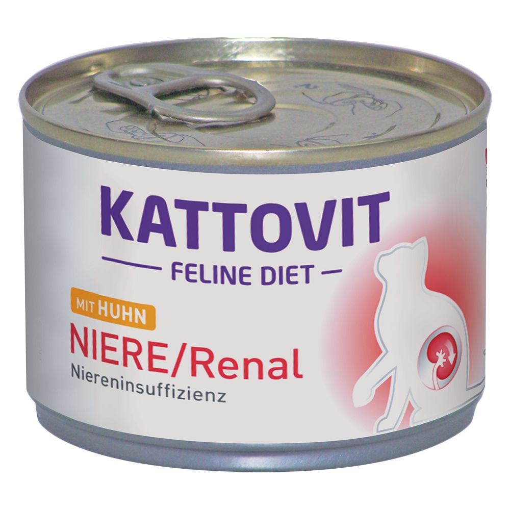 Kattovit Kidney/Renal (Renal Failure) 6 x 175g