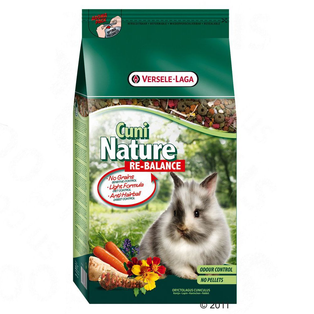 cuni-nature-re-balance-nyul-eledel-10-kg
