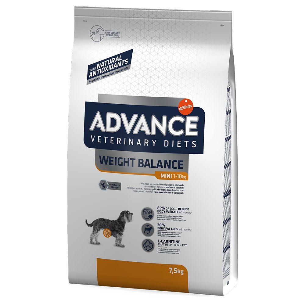 Bilde av Advance Veterinary Diets Weight Balance Mini - 2 X 7,5 Kg