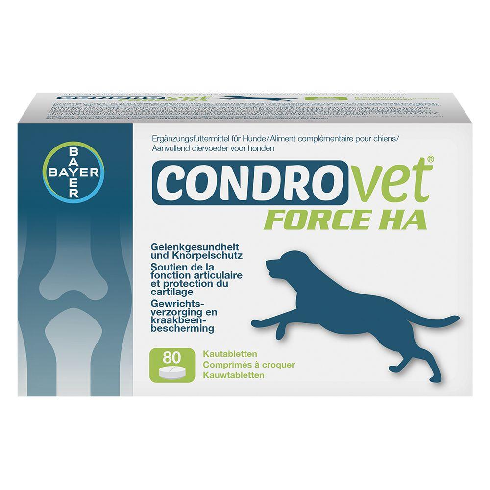 Condrovet Chien 80 comprimés - pour chien