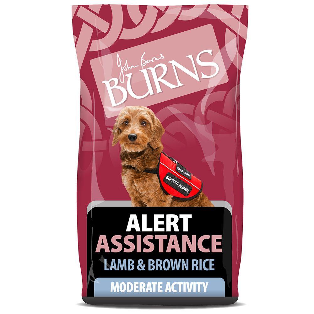 Burns Alert - Lamb & Brown Rice - 12kg