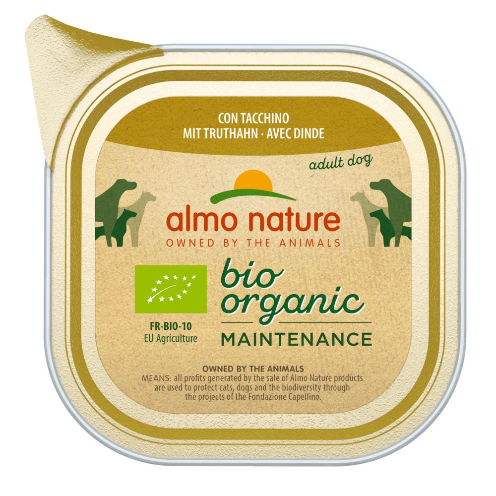Bilde av Almo Nature Bioorganic Maintenance 12 X 100 G - Økologisk Storfekjøtt & økologiske Grønnsaker