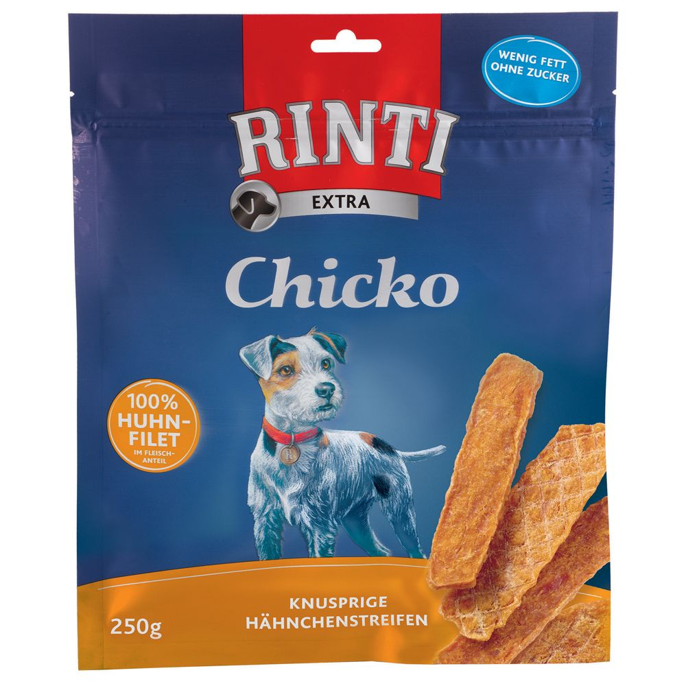 4x500g Chicken Chicko Strips RINTI Extra