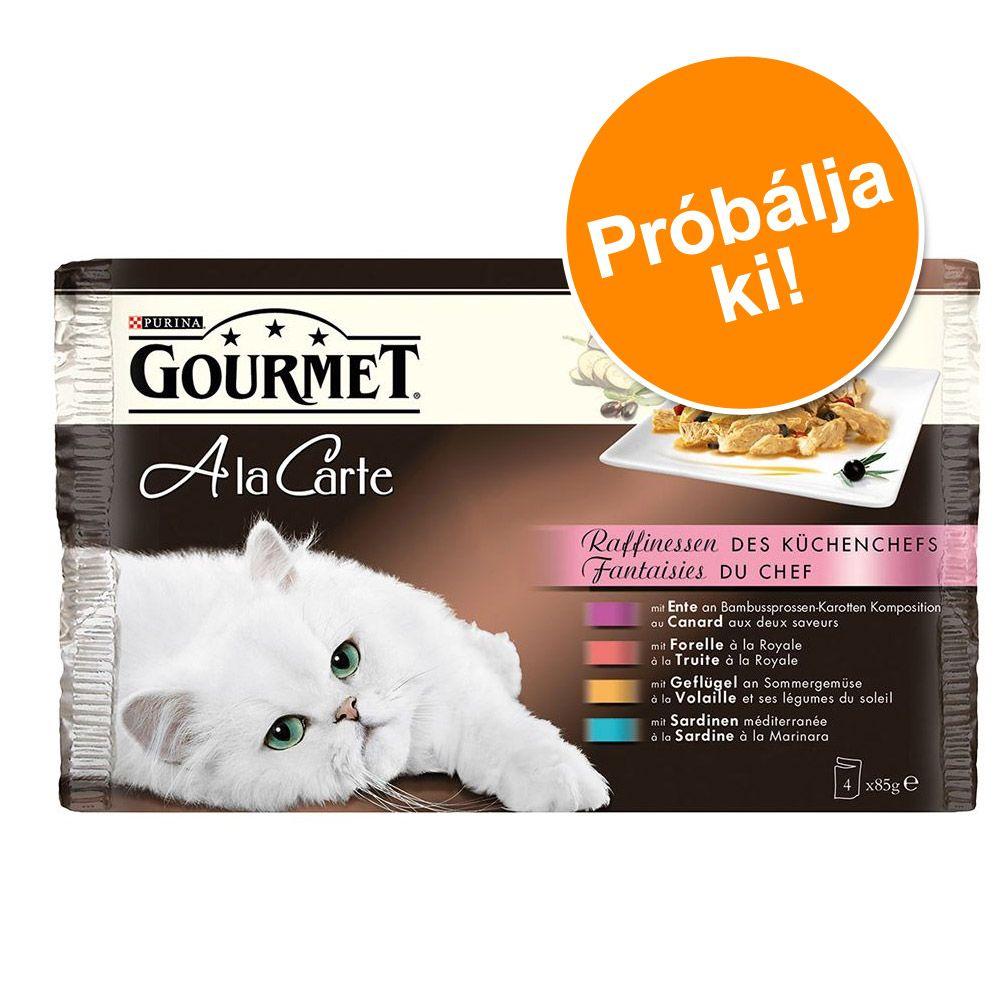 gourmet-a-la-carte-4-x-85-g-csirke-pisztrang-marha-tokehal