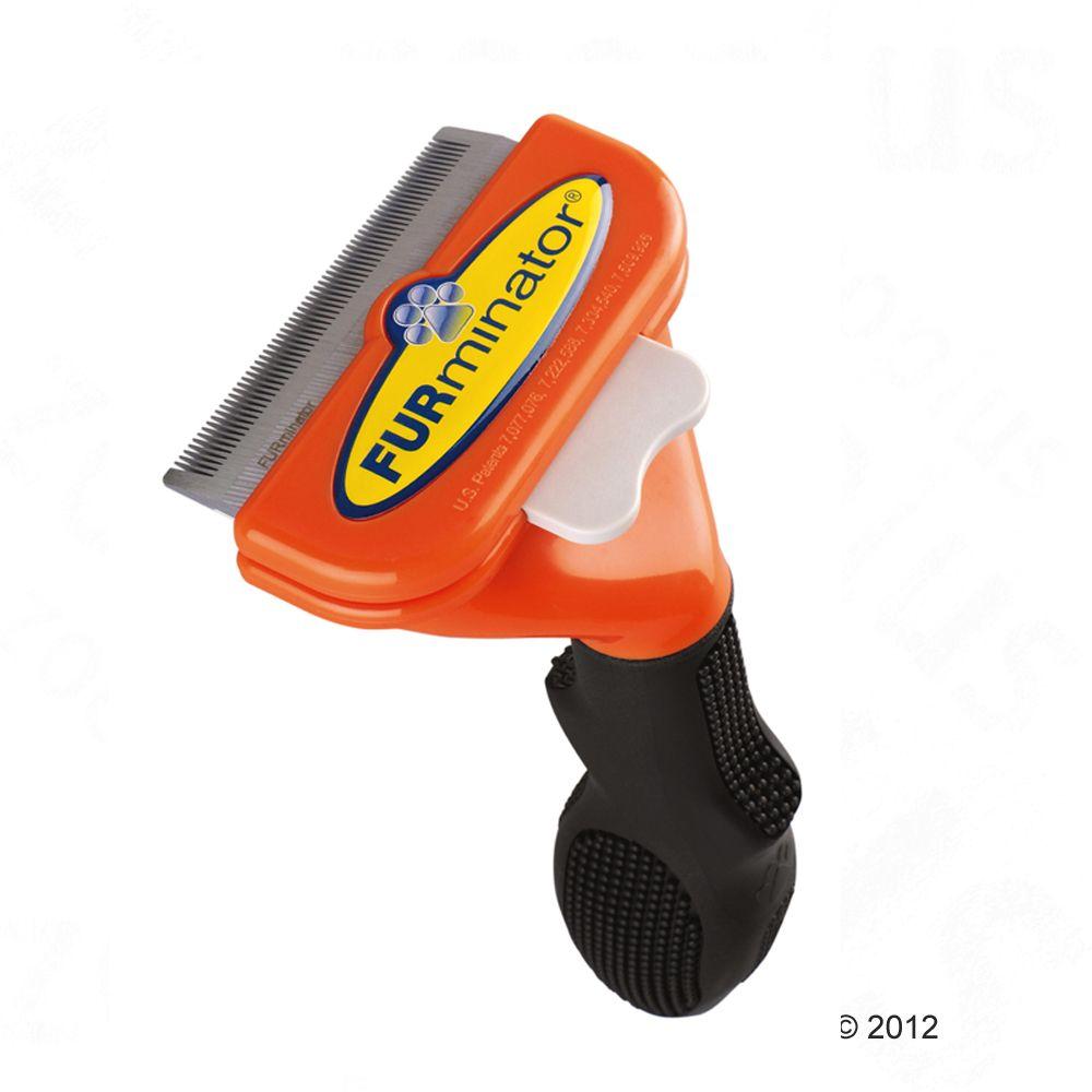 Oryginalny FURminator do długiej sierści M - Szerokość grzebienia 6,7 cm