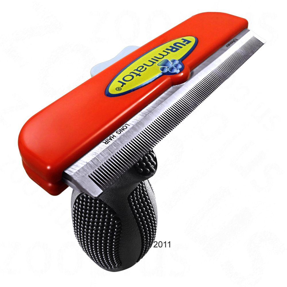 Oryginalny FURminator do długiej sierści XL - Szerokość grzebienia 12,7 cm