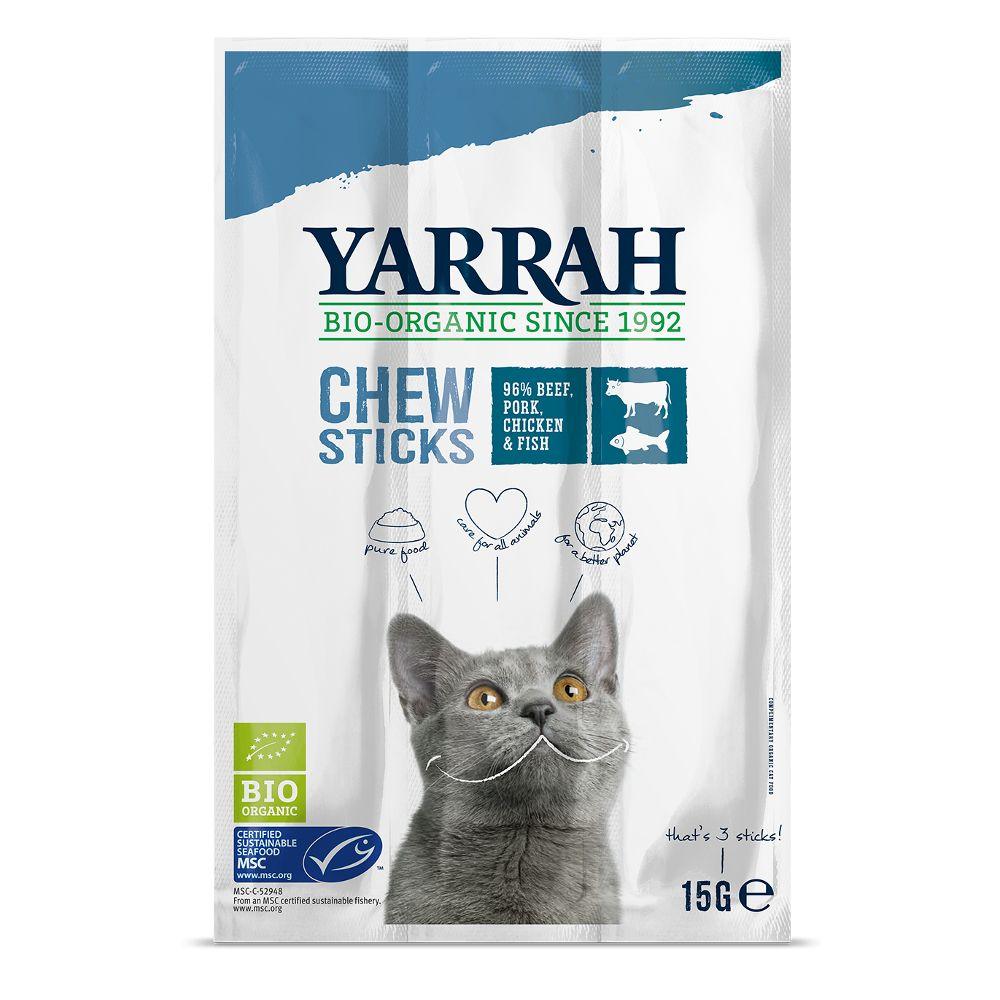 Yarrah Organic Chew Sticks Beef + Fish