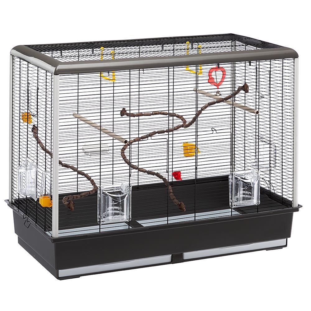 Cage pour perruche Ferplast Piano 6 L 87 x l 46,5 x H 70 cm