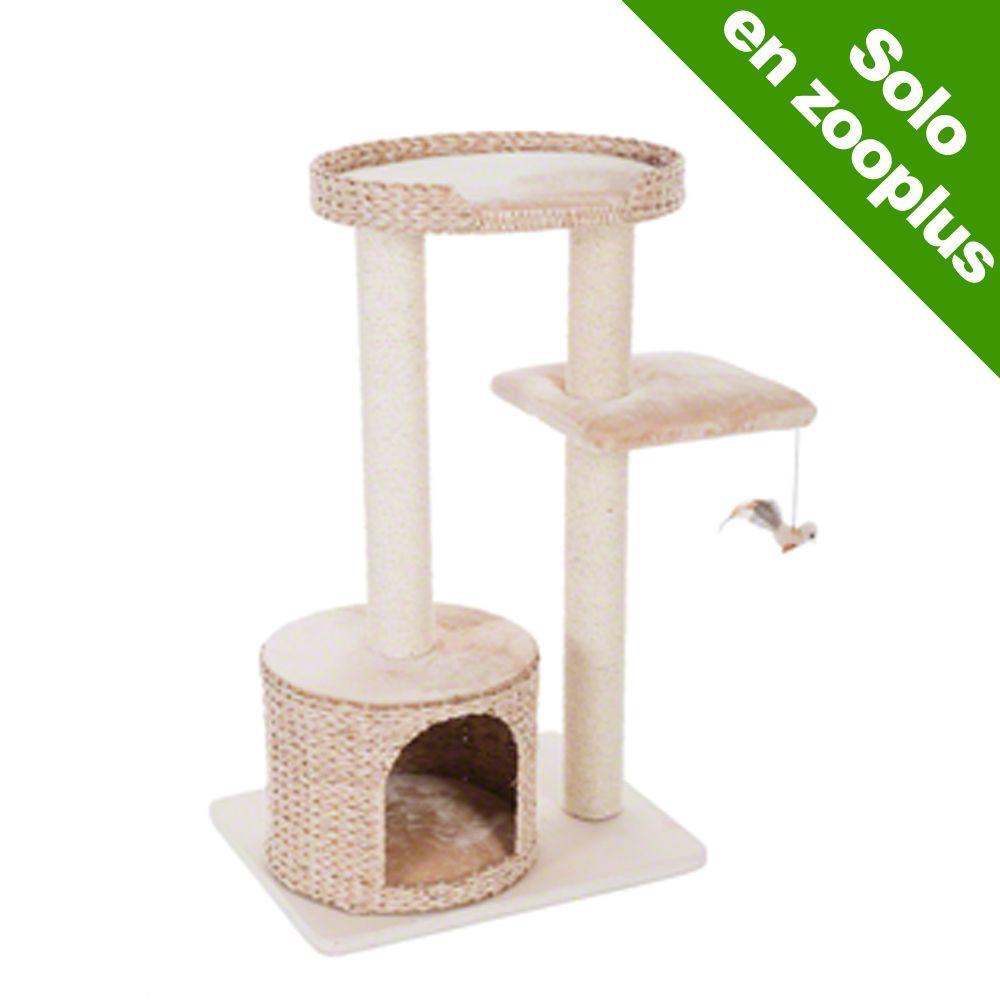 Rascador Natural Home II para gatos - Beige